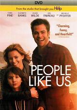 People Like Us (DVD, 2012)