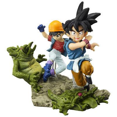 Dragonball GT Imagination Figure Goku & Pan Pan
