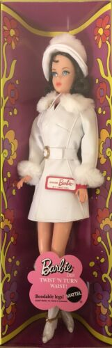 Barbie Red, White and Warm Gold Label Collector Doll - With Twist 'n Turn Waist