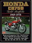 Honda CB750 Gold Portfolio, 1969-78 by Brooklands Books Ltd (Paperback, 1998)