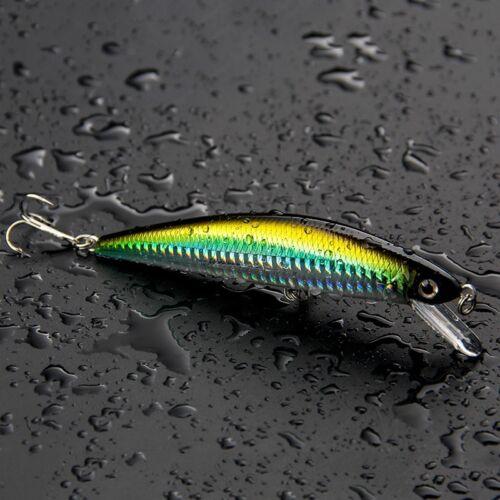 Diving Lure Plug for Bass Pollock Mackerel Pike Sea Fishing 12.5cm 40G Lure