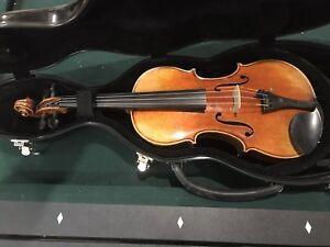 2019 Nouveau Style Amati Jascha Heifetz 1714 Dolphin Stradivarius 4/4 Violon-édition Limitée-afficher Le Titre D'origine Prix ModéRé