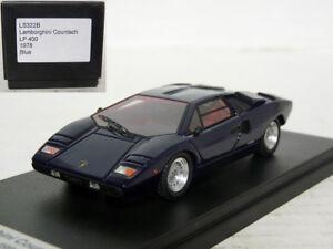 Looksmart-LS322B-1-43-1978-Lamborghini-Countach-LP400-Handmade-Resin-Model-Car