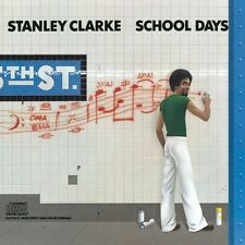 Stanley Clarke - School Days [New CD]