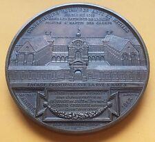 Spectaculaire médaille Louis Philippe Conservatoire Royal Arts et Métiers 1847 !