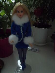 Rare Barbie Twist-n-turn Vintage- Annee 1966