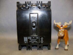 WESTINGHOUSE EHB3015 CIRCUIT BREAKER 15 AMP 3 POLE 480 VOLT
