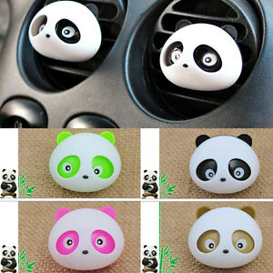 2pcs s e panda auto parf m lufterfrischer duft diffusor. Black Bedroom Furniture Sets. Home Design Ideas