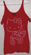 2d752027f item 3 Vans x Hello Kitty Red T-Shirt Tank Top Size Small Womens NEW! -Vans  x Hello Kitty Red T-Shirt Tank Top Size Small Womens NEW!