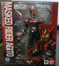 KAMEN RIDER MASKED RIDER AGITO BURNING FORM NEW IN PACKAGE AUTHENTIC #soct15-36
