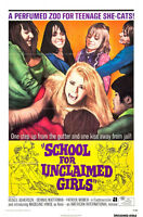 School For Unclaimed Girls Movie Poster Replica 13x19 Photo Print