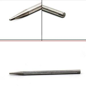 3D Puzzles Solid Bar Assembly Tool Finger Metal Steel Stick Circular Column Toy
