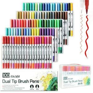 100 Dual Ink Pens