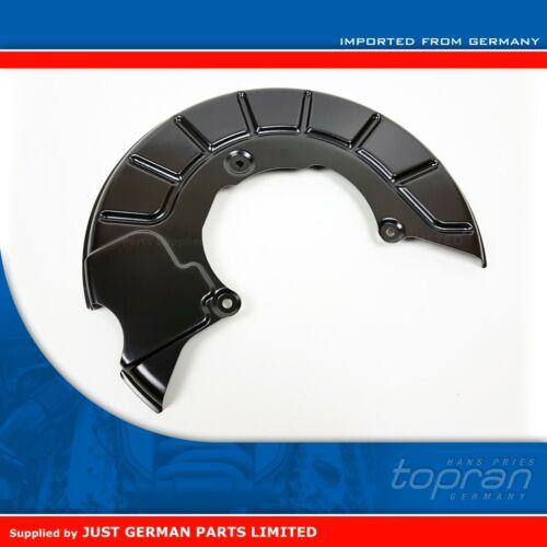 Brake Disc Dust Cover Plate Drivers O//S Right Seat Altea Leon Toledo 1K0615312F