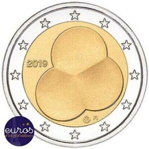 2-euros-commemorative-FINLANDE-2019-Anniversaire-Constitution-Finlandaise-UNC
