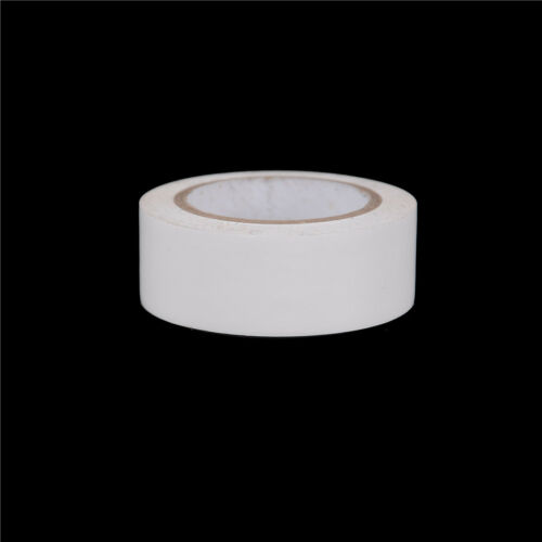 1Pcs PVC Electricians Electrical Insulation Tape White 0.2mmx19mmx10M Sc