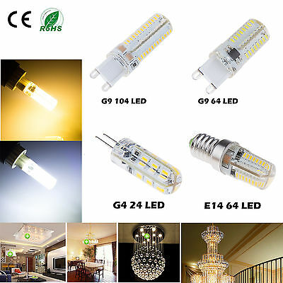 G4 G9 E14 Led Spot Light Ampoule Bombillas Warm Cool White Lamp Bulbs Wholesale