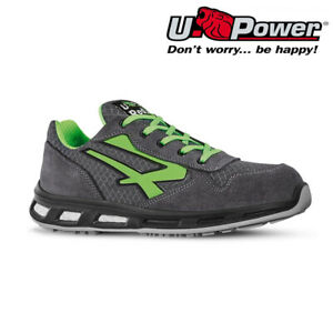 Dettagli su SCARPE ANTINFORTUNISTICHE UPOWER RED LION POINT S1P SRC U POWER REDLION S1P