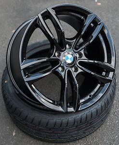 17-Zoll-Wh29-Alu-Felgen-fuer-BMW-3er-e90-e91-e92-e93-e46-F30-F31-M-Performance
