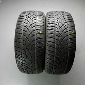 2x-Dunlop-Sp-Sports-D-039-Hiver-3d-runflat-245-45-r19-102-V-PNEUS-HIVER-5-mm