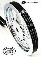 "BDL Falcon Rear Drive Belt 1 1/8"" 128 Tooth 1991-2003 Harley-Davidson Sportster"