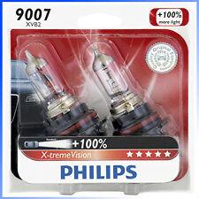 Philips Genuine 9007XVB2 Upgrade X-tremeVision Halogen Light Bulb, Germany