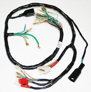 Honda CB550K 1974-75 Main Wire Wiring Harness | eBay
