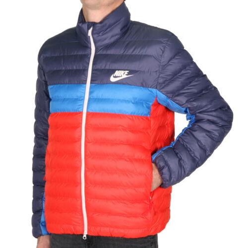 Nike Sportswear Synthetic Fill Jacket Sanded Purple Habanero Red Sail S Jacke