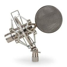 PRO STUDIO RIBBON MICROPHONE CONCERT GIG LIVE BROADCAST MIC *FREE UK P&P OFFER