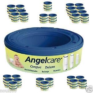 Angelcare-Nachfuellkassetten-Ersatzkassetten-waehlen-Sie-Ihre-benoetigte-Menge