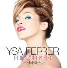 YSA FERRER FRENCH KISS LTD 6 REMIXES DIGIPACK CD SEALED