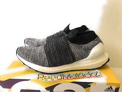 ef6fccd1bdc Adidas Ultra boost laceless Oreo Mens sizes BB6141 | eBay
