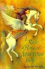 I Rode a Horse of Milk White Jade-ExLibrary