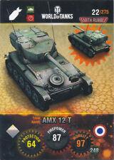 m40//m43 Panini World of Tanks trading cards nº 196-Name