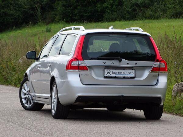Volvo V70 2,0 D3 150 Summum aut. - billede 3