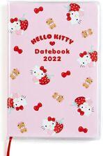 2022 Schedule Book Agenda Planner Sanrio Hello Kitty Pocket Datebook Monthly