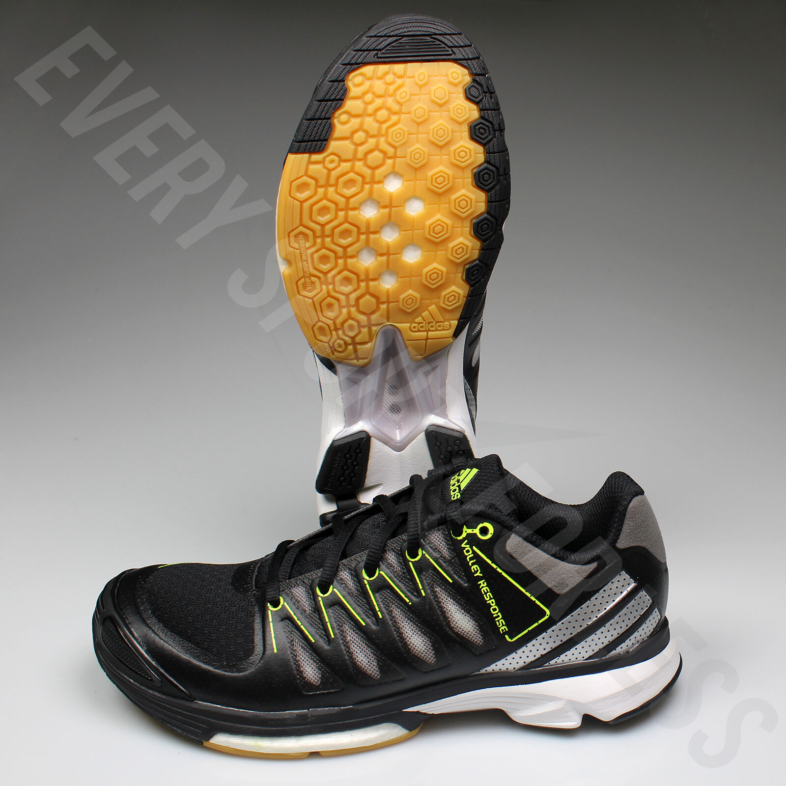 Adidas Volley Response 2 Boost Womens Volleyball Sneakers Shoe AF5235 Lists@Price reduction