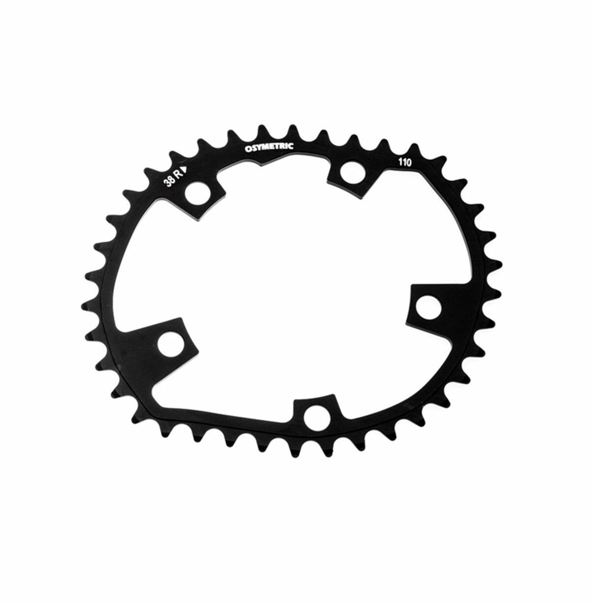 Plato osymetric 38T x 110mm STRONGLIGHT crankset