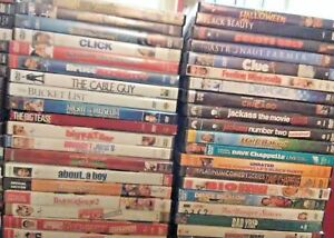 All Dvd S 3 95 New Good Buy Two Dvds Get One Free Ebay