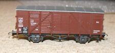 M8  Roco 46001 ged. Güterwagen 112 9 699-1 DB