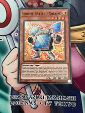 Common x3 Batteryman 9-Volt M//NM 1st Edition Yu-Gi-Oh DUEA-EN038