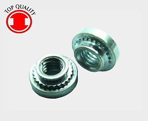 Steel Self Clinching Nuts TSC4 1/4-20X0.224 - 100pcs