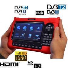 HD-LINE DVB-S2 + DVB-C DVB-T2 + COMBO mesureur champ pointeur satellite