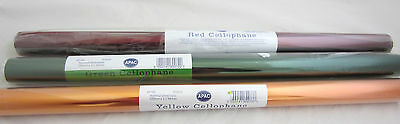 Apac Cellophane Gift Wrap Paper Ideal for packaging or Fruit Presentatio Wedding