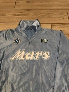 Maradona Maglia Napoli Match Worn Shirt Rare Perfect Original '88