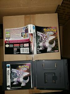 Pokemon Pearl Version Case ONLY!! (DS