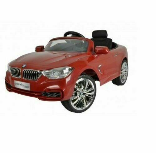 bmw 4 series coupe 6 volt red kids power ride on by huffy for sale online ebay bmw 4 series power 12v kids ride on 4 wheels car sporty red and awesome white