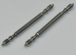 1-Paar-RLX-Edelstahl-Federstege-Spezial-22-mm-in-Silber-Federstifte-1-78mm