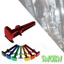 Gas Gas EC 250 300 Keihin PWK Easy Adjust Carburettor Idle Screw Red Anodised