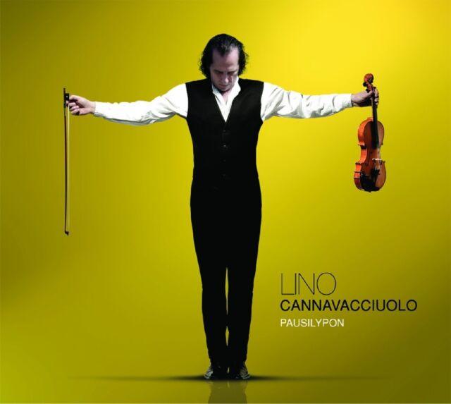 Lino Cannavacciuolo: Pausilypon - CD